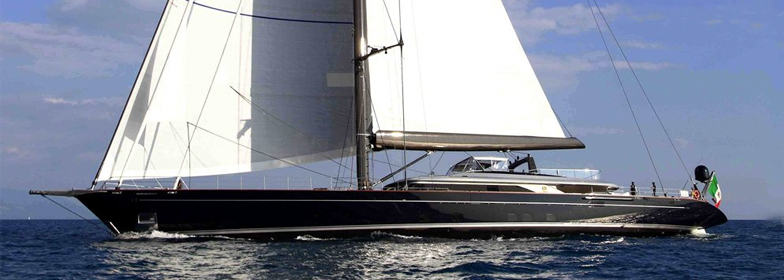 SY Perseus - Copyright Perini Navi Group