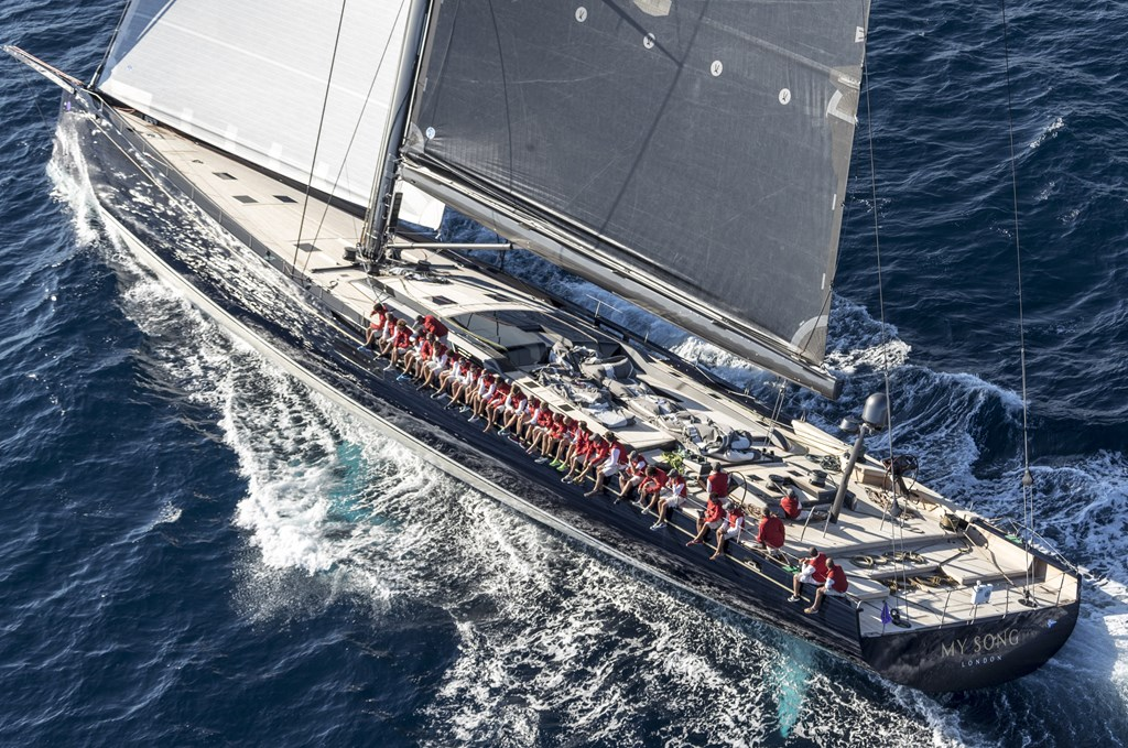 Copyright: Baltic Yachts