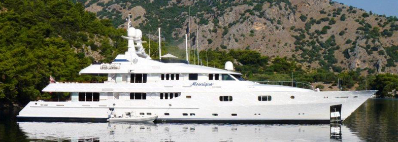Equiplite Europe | Motor Yacht Mosaique